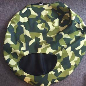 Unusual jacket of polypropylene -Comme des Garcons